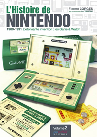Buch History of Nintendo Game&Watch