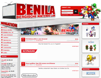 Website Benila