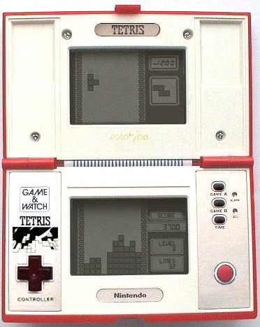 Game&Watch Tetris