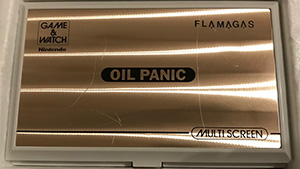 Oil Panic Flamagas