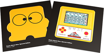 Game&Watch Book English Diskkun