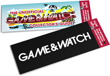Game&Watch Book English