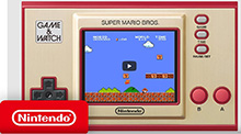 35. Geburtstag Game&Watch Super Mario Bros.